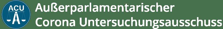 Außerparlamentarischer Corona-Untersuchungsausschuss