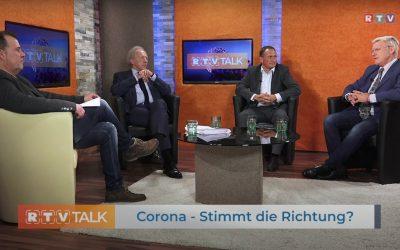 Corona – Stimmt die Richtung?
