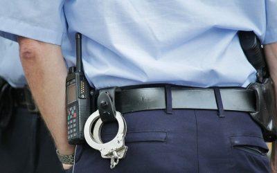 Hilferuf eines Polizisten